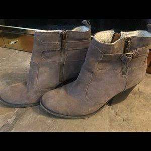 Lucky Brand Ankle Boots